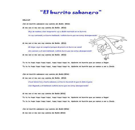 best 28 letra villancico el arbol de navidad el rinc