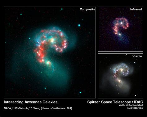 antennae galaxies ngc 4038 and ngc 4039 constellation guide