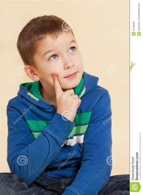 free cute teenage boys images pictures and royalty free young cute boy sitting and thinking royalty free stock