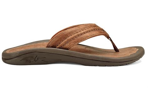 olukai mens sandals olukai hokua leather s sandals tackledirect