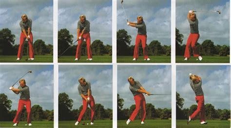 jack nicklaus golf swing slow motion pin mcilroy face on short iron swing slow motion 2011