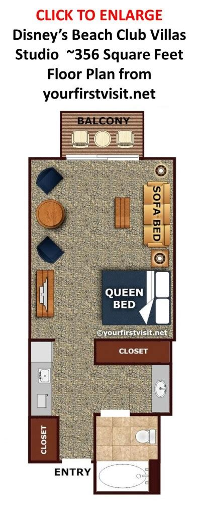 beach club villas floor plan the pros and cons of the disney vacation club resorts by