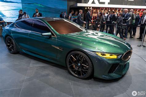 Geneva 2018: BMW M8 Gran Coupé Concept Hennessey Ok