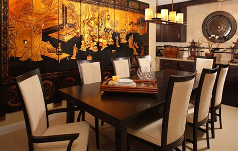 asian inspired dining room ideas home design lover