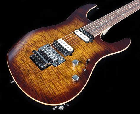 secret guitar pro suhr pro m5 guitar bengal burst humbucker