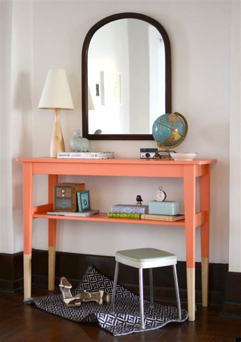 diy entryway diy entryway table idea mosey