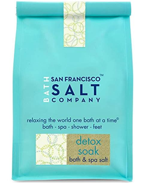 Detox San Francisco by San Francisco Salt Company San Francisco Salt Company