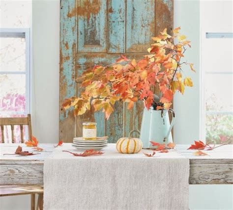 thanksgiving shabby chic decor ideas