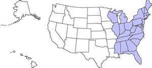 map of us east of mississippi river best seo company east of the mississippi charleston seo firm