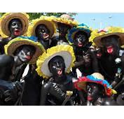 Desde La Marimonda Hasta Negrita Puloy Personajes Del Carnaval De