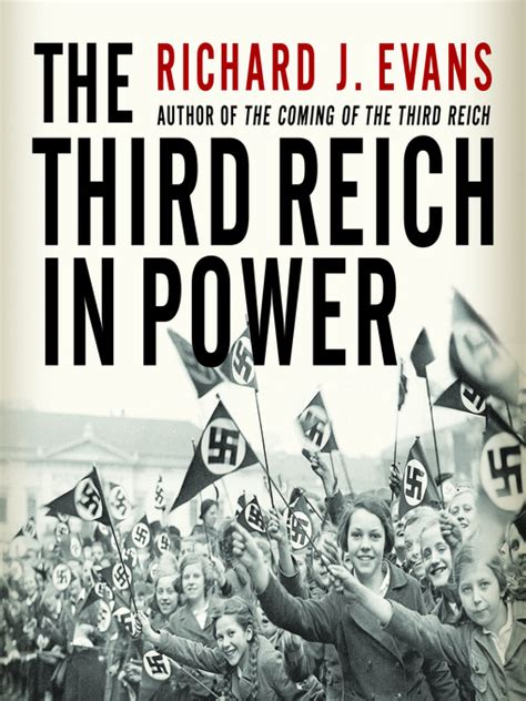 the third reich in 100 objects a material history of germany books the third reich in power seattle library overdrive