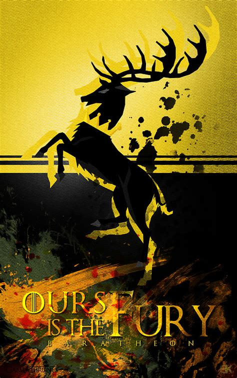 house baratheon house baratheon house baratheon fan art 33671173 fanpop