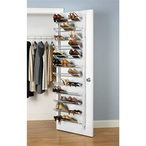 shoe storage door hanger the door shoe organizer awesome the door shoe
