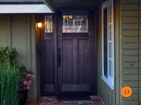 Rain Lights Fiberglass Entry Doors Photo Gallery Todays Entry Doors