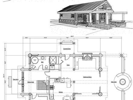 one log cabin floor plans one cabin home one cabin floor plans 4