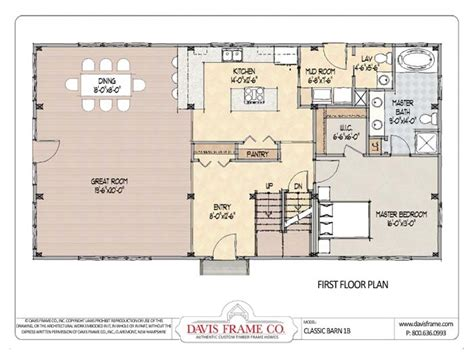 Pole House Plans by Pole Barns As Homes Floor Plans Pole Barn Home Packages