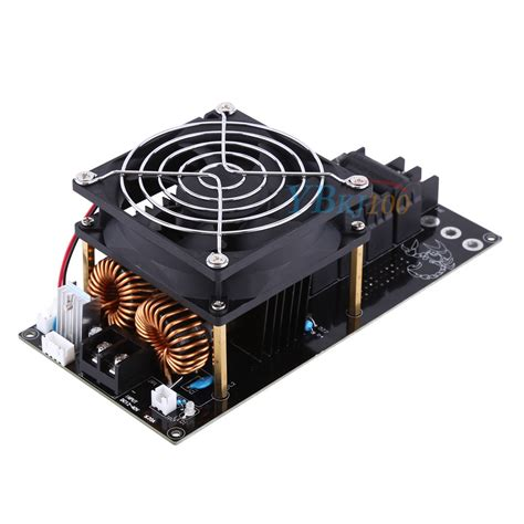 induction heater regulator 1000w 20a zvs induction heating machine module power supply board heater ebay