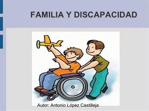 imagenes niños con discapacidad familia y discapacidad