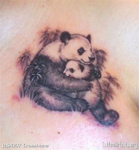 panda cub tattoo 45 latest panda tattoos