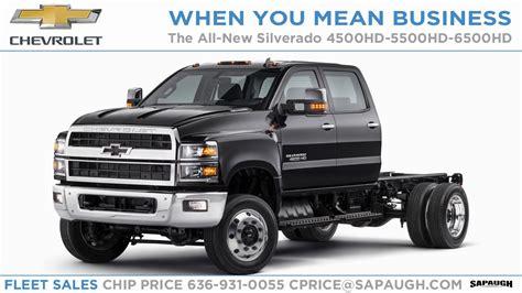 2019 Gmc 4500hd by 2019 Silverado 4500hd 5500hd 6500hd For Sale Missouri
