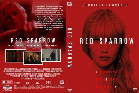 nedlasting filmer red sparrow gratis red sparrow 2018 dvd custom cover custom dvd cover