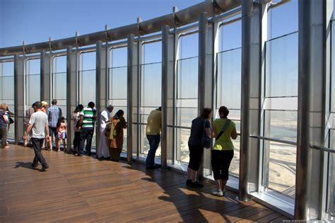 tallest observation decks observation deck tallest building in the world burj