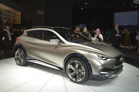 infinity new suv new york infiniti qx30 is a city dwelling suv with