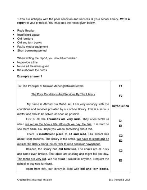 pt3 bahasa inggeris 12 section a slideshare contoh surat rasmi format contoh 36