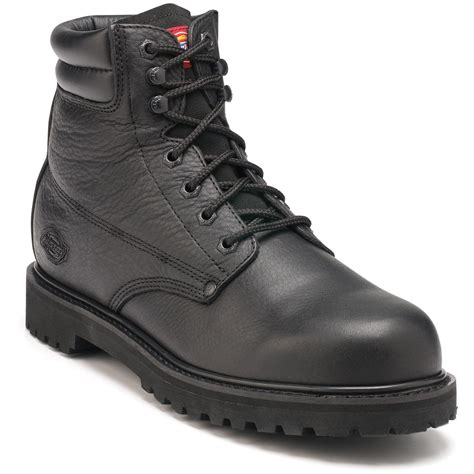 soft toe work boots for s dickies 174 6 quot soft toe boots 133325 work