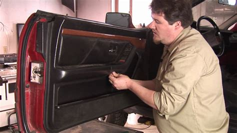 How To Remove A Car Door by Auto Repair Mechanics How To Remove A Car Door Panel