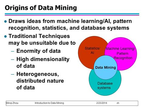 pattern recognition system in ai data mining introduction ppt video online download