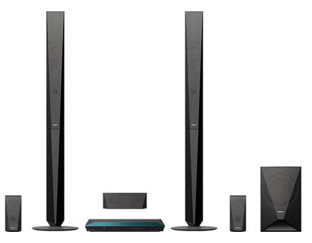 Speaker Untuk Home Theater sony 5 1 channel home cinema system with bluetooth bdv e4100 price review and buy in