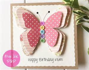 birthday cards etsy uk