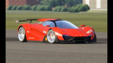 Ferrari Xezri Concept by Ferrari Xezri Concept At Top Gear Testing Youtube