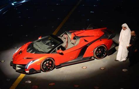 Lamborghini Veneno Roadster Owners Lamborghini Veneno Roadster Debuts