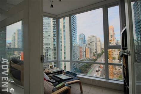 1 Bedroom Apartment Rent Vancouver by Furnished Apartment Rental Yaletown Azura Advent