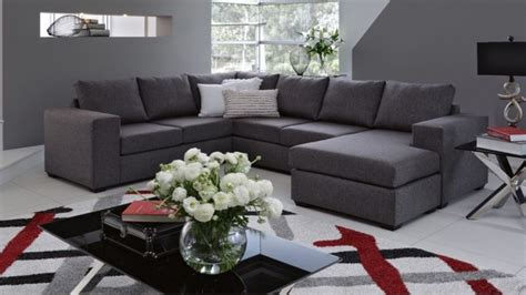 couch harvey norman hellet fabric corner lounge with chaise and sofa bed