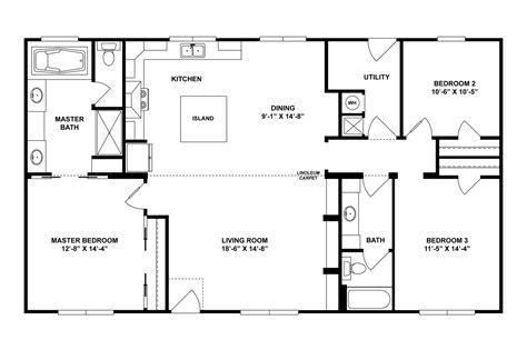 norris homes designer series clayton homes norris floor plans