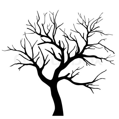 trees silhouettes stock illustration image of color 43384093 tree silhouette stock vector colourbox
