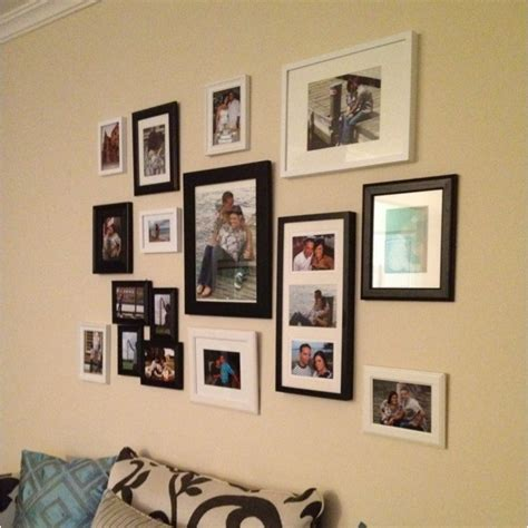 wall photo collage photo collage wall home decor