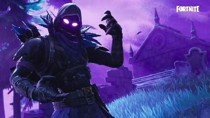 fortnite raven animated wallpaper – animated wallpapers