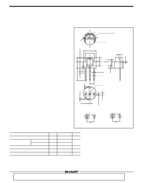 laser diode datasheet gh17805b2as datasheet datasheets manu page 1 laser diode 未知厂家 pdf datenblatt www icpdf