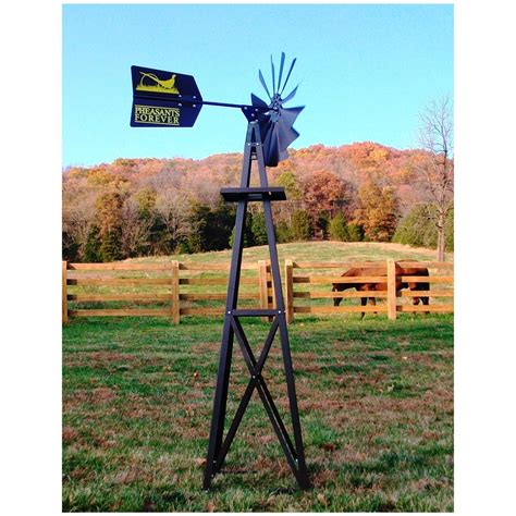 windmill backyard pheasants forever small bronze backyard windmill bronze