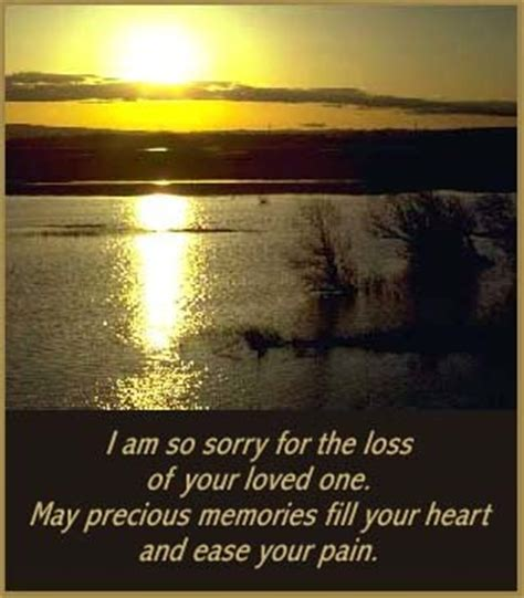 sorry for the loss of your i am so sorry for the loss of your loved one sorry myniceprofile