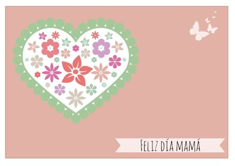 imagenes vintage dia de la madre d 237 a de la madre tarjeta felicitaci 243 n blog f de fifi