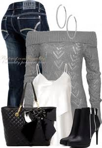 casual and cozy fall polyvore combination 2014