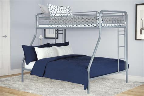 Dorel Bunk Beds Dorel Rockstar Silver Bunk Bed