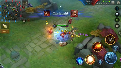 Kaos Aov Arena Of Valor Raz rizie gaming skill and raz king build items in the arena of valor eng ind