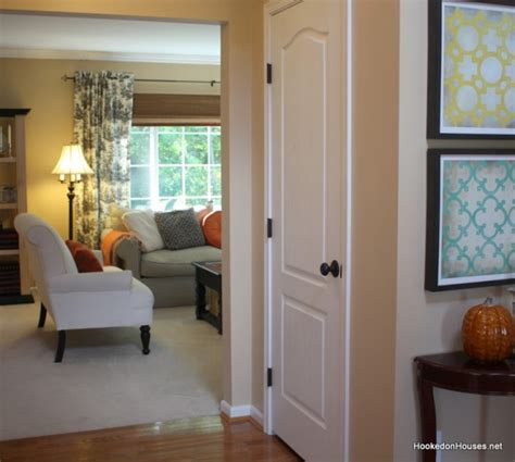 how to decorate house for fall open house show us how you decorate hooked on houses