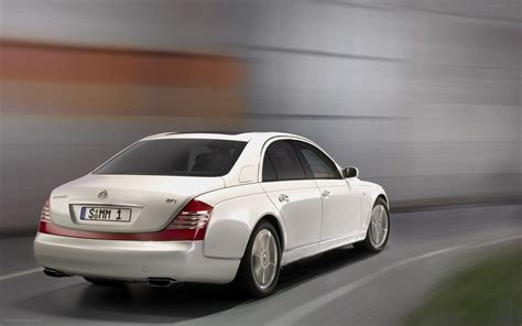 maybach 57 s widescreen car wallpapers 02 of 8